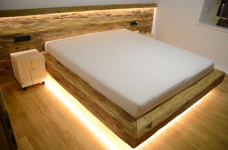Zirbenholz schlafzimmer modern  Lenhart der Tischler | Lemö | Produkte | Möbel | Schlafzimmer